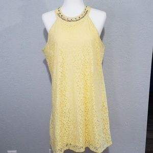 Candie's Yellow Dress